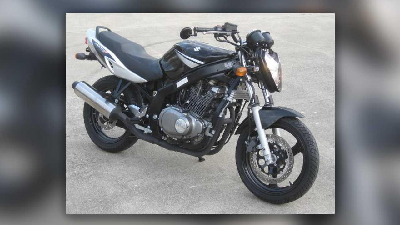 2006 Suzuki GS500E - $1,400