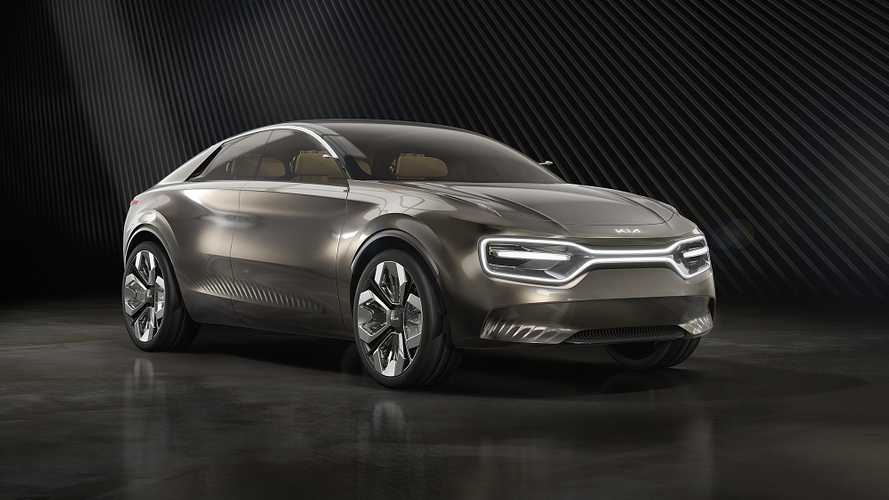 Imagine By Kia Concept will Genf emotional packen
