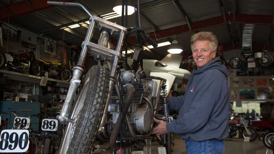 Stuntman Gary Davis Inducted Into AMA Hall Of Fame