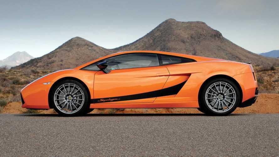 Lamborghini Gallardo, la prima