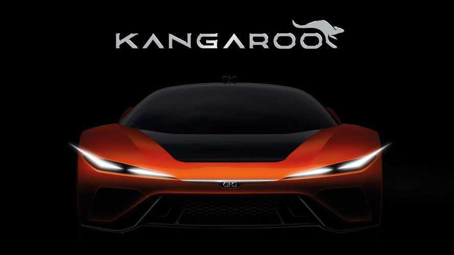 Giugiaro, al Salone di Ginevra con l'hyper SUV elettrico Kangaroo