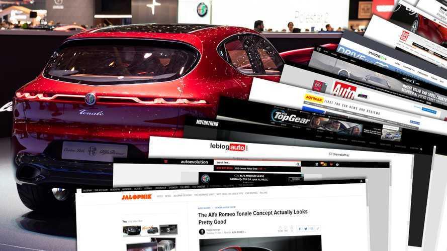 Alfa Romeo Tonale, cosa dicono di lei all'estero