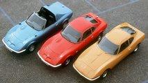 Opel GT expérimental 1965