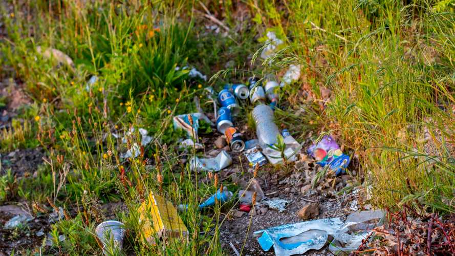 Drivers urged to cut littering amid September spruce-up