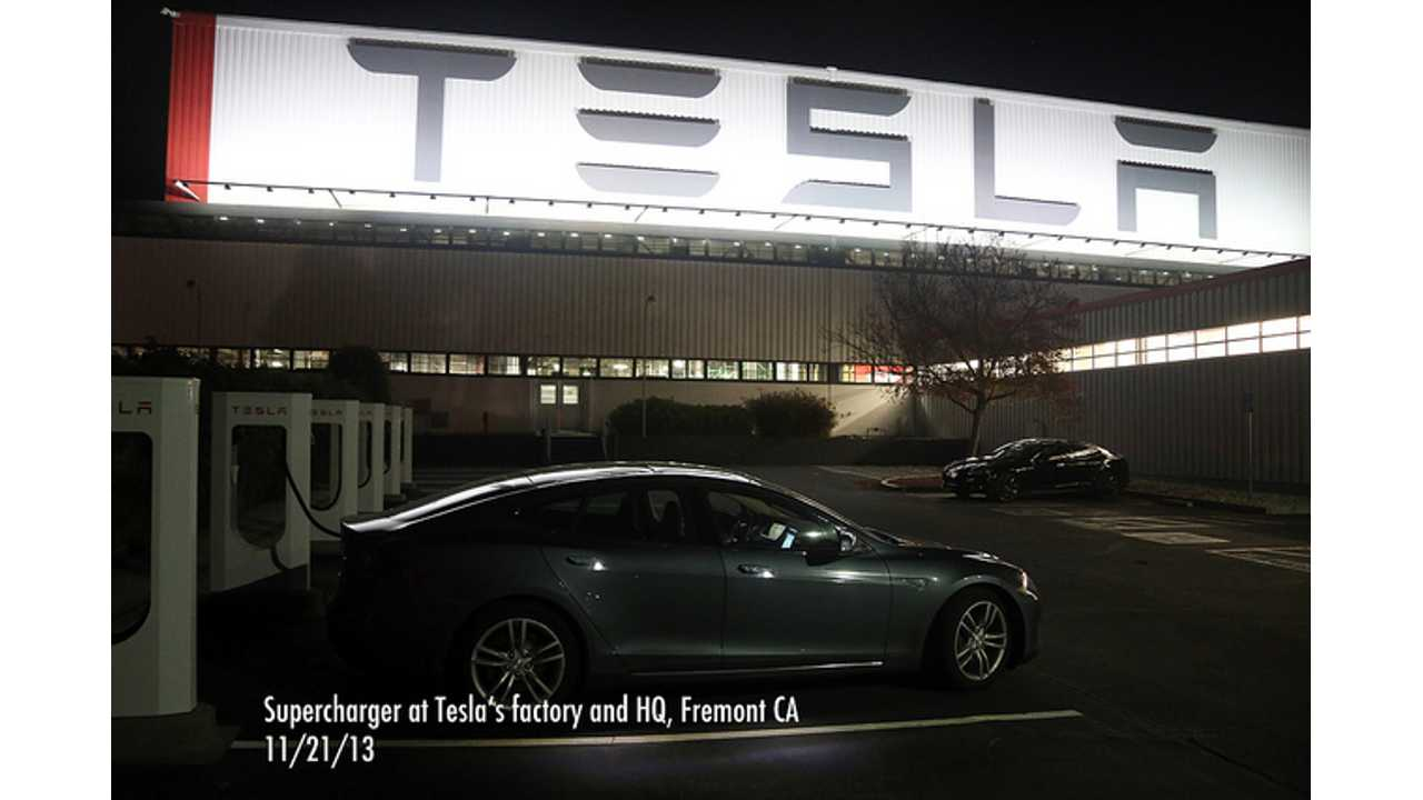 Fremont, California Now Home to Over 1,000 Electric Vehicles