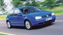 VW Golf im Rückblick: Der Golf IV (1997 - 2003)