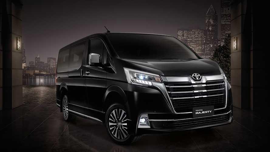 Роскошный минивэн Toyota для Таиланда может добраться до России