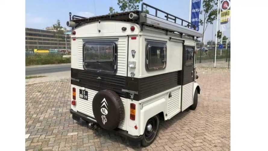 Citroën HY 1600 camping-car à vendre