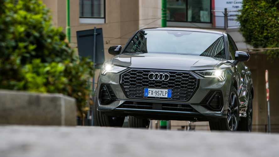 Audi Q3 Sportback 2019: precios del SUV compacto de corte coupé