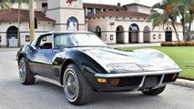 Bid On This Stunning Numbers-Matching 1972 Chevy Corvette