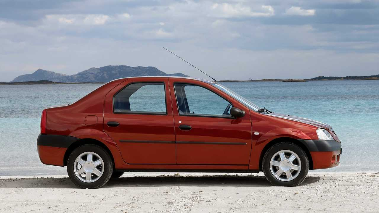 Dacia Logan de Irán (Renault Tondar 90)