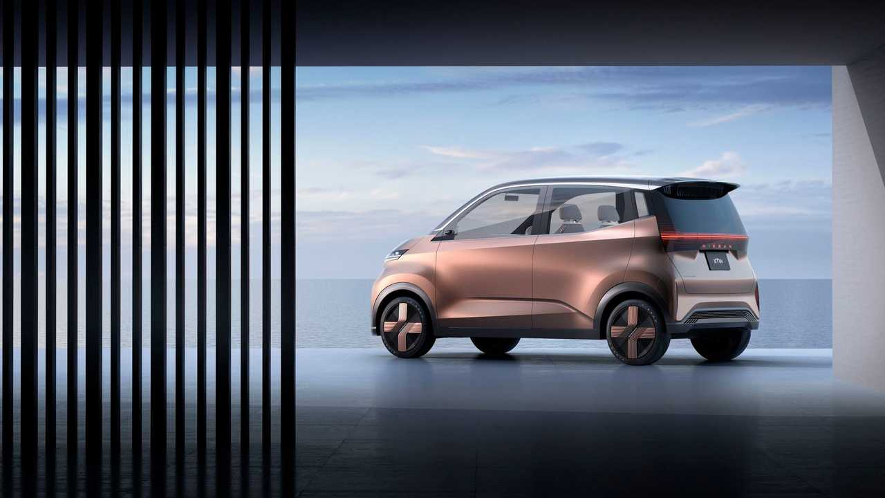 Nissan IMk concept