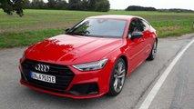 Audi A7 Sportback 55 TFSI e (2019) im Test