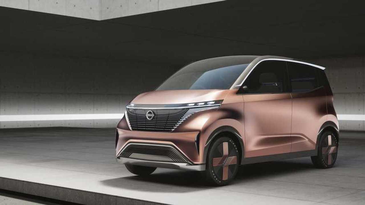 Concept Nissan IMk