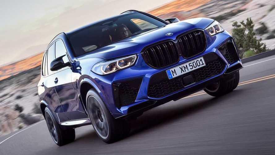 38 milliótól indul, 50 millió fölött áll meg a BMW X5 M haza ára