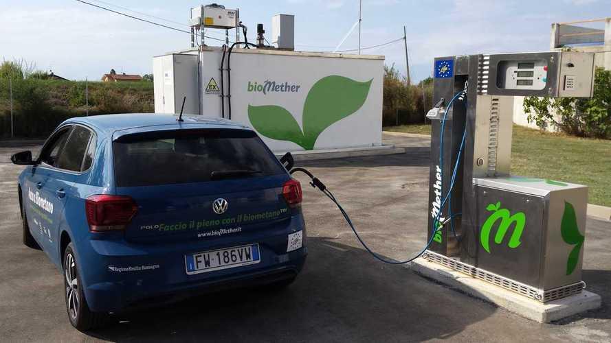 Auto a metano, in arrivo nuovi distributori