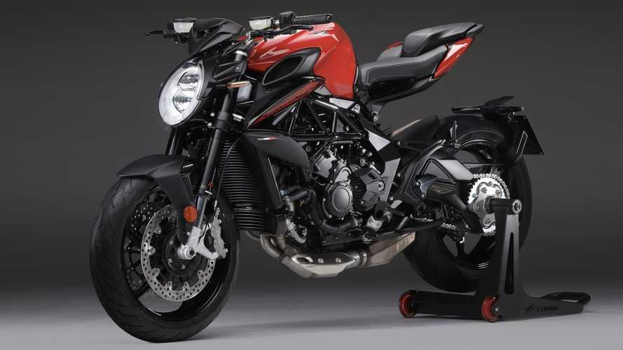 MV Agusta Launches New Affordable And Detuned Rosso Lineup