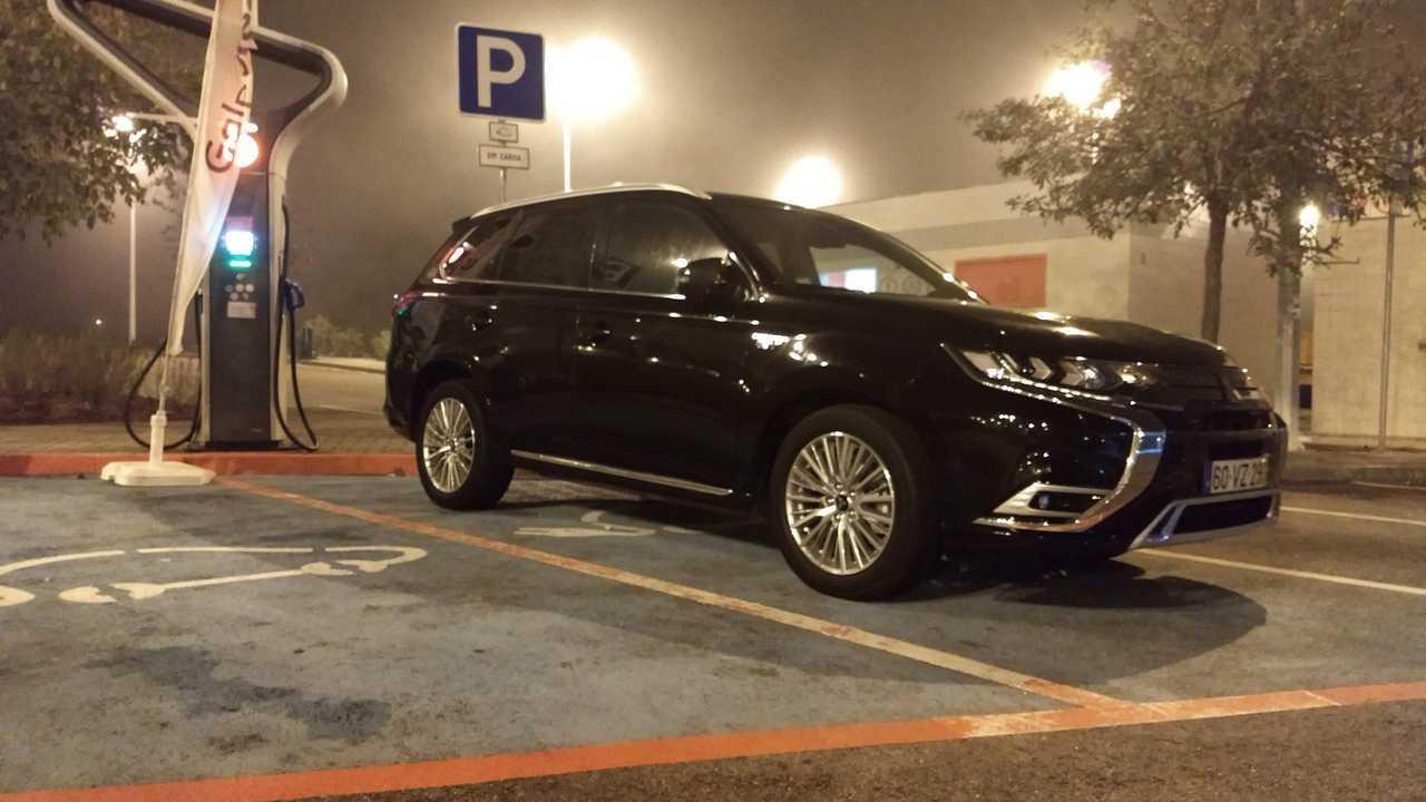 2019 Mitsubishi Outlander PHEV First Drive: A Shocking Bargain