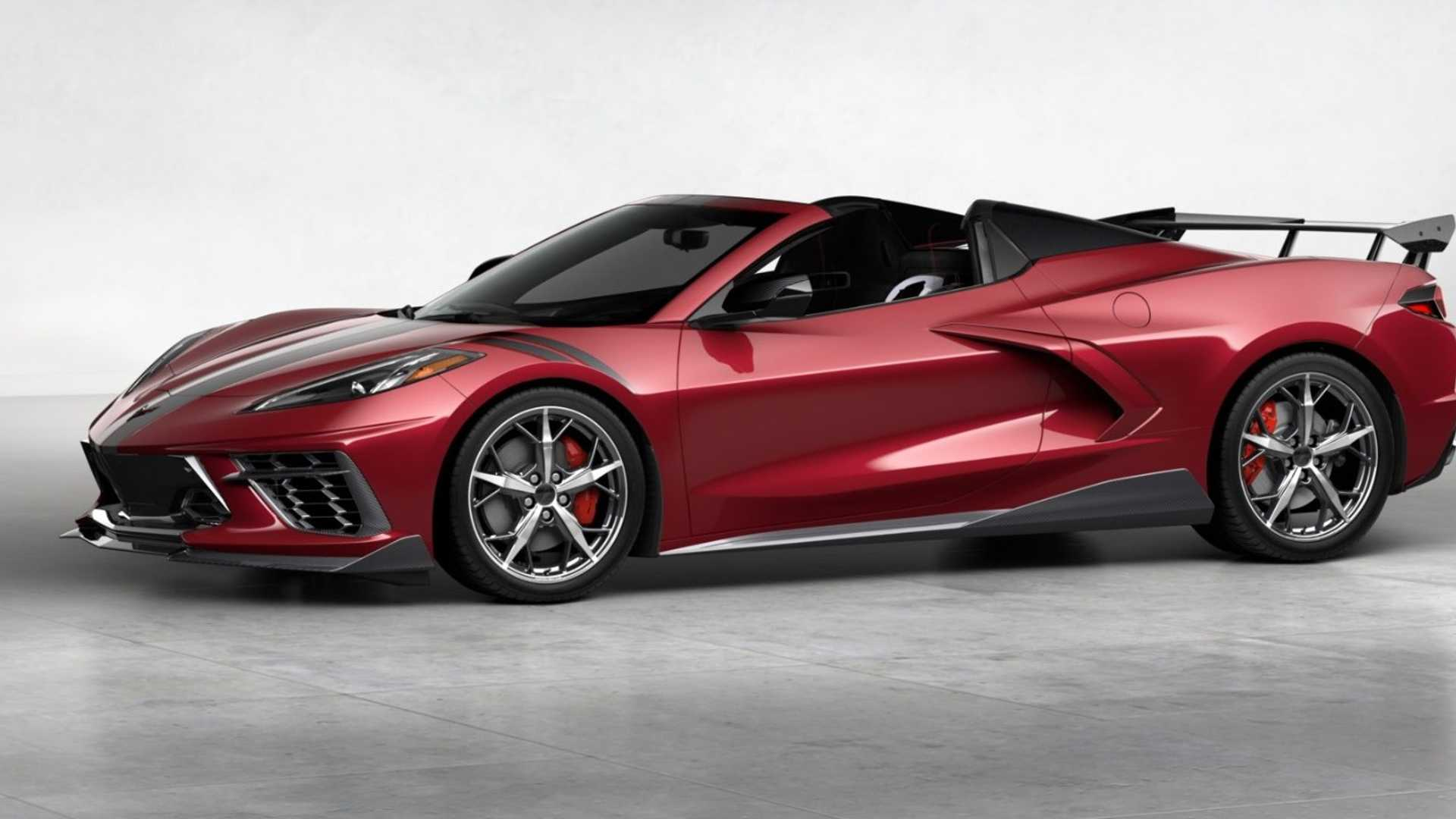 Most Expensive 2020 Chevy Corvette Convertible Costs $113,955