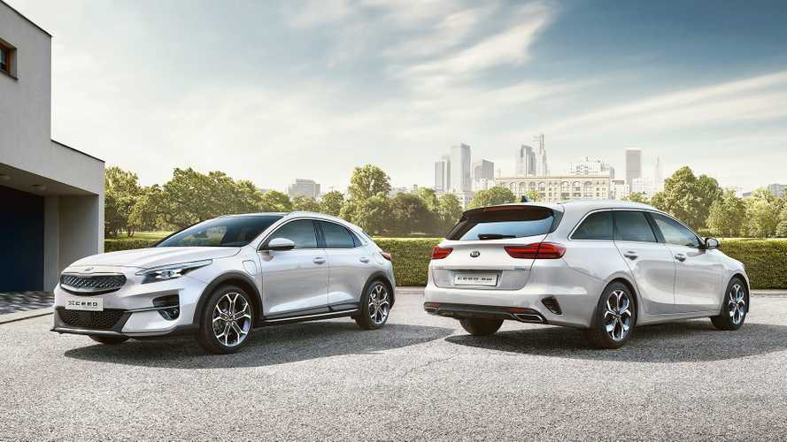 Kia Reveals New Plug-In Hybrid Versions Of XCeed and Ceed Sportswagon