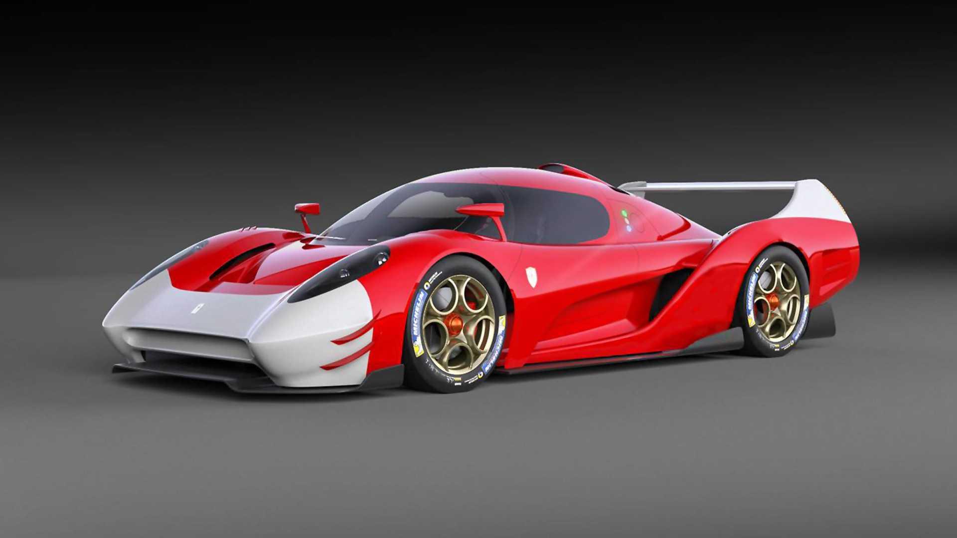 Scuderia Cameron Glickenhaus Reveals Updated SCG 007 LMP Hypercar