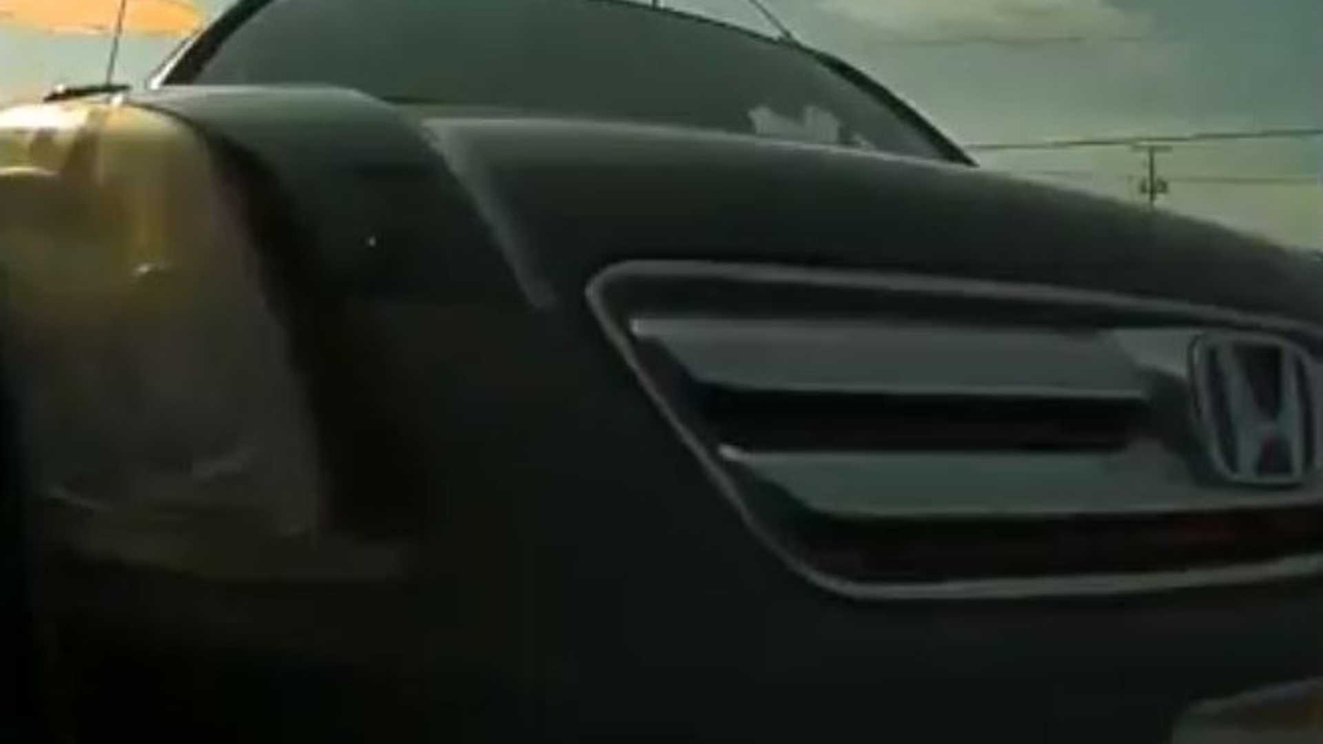 Watch Tesla Model X Get Hit By Honda CR-V That Turns From Wrong Lane