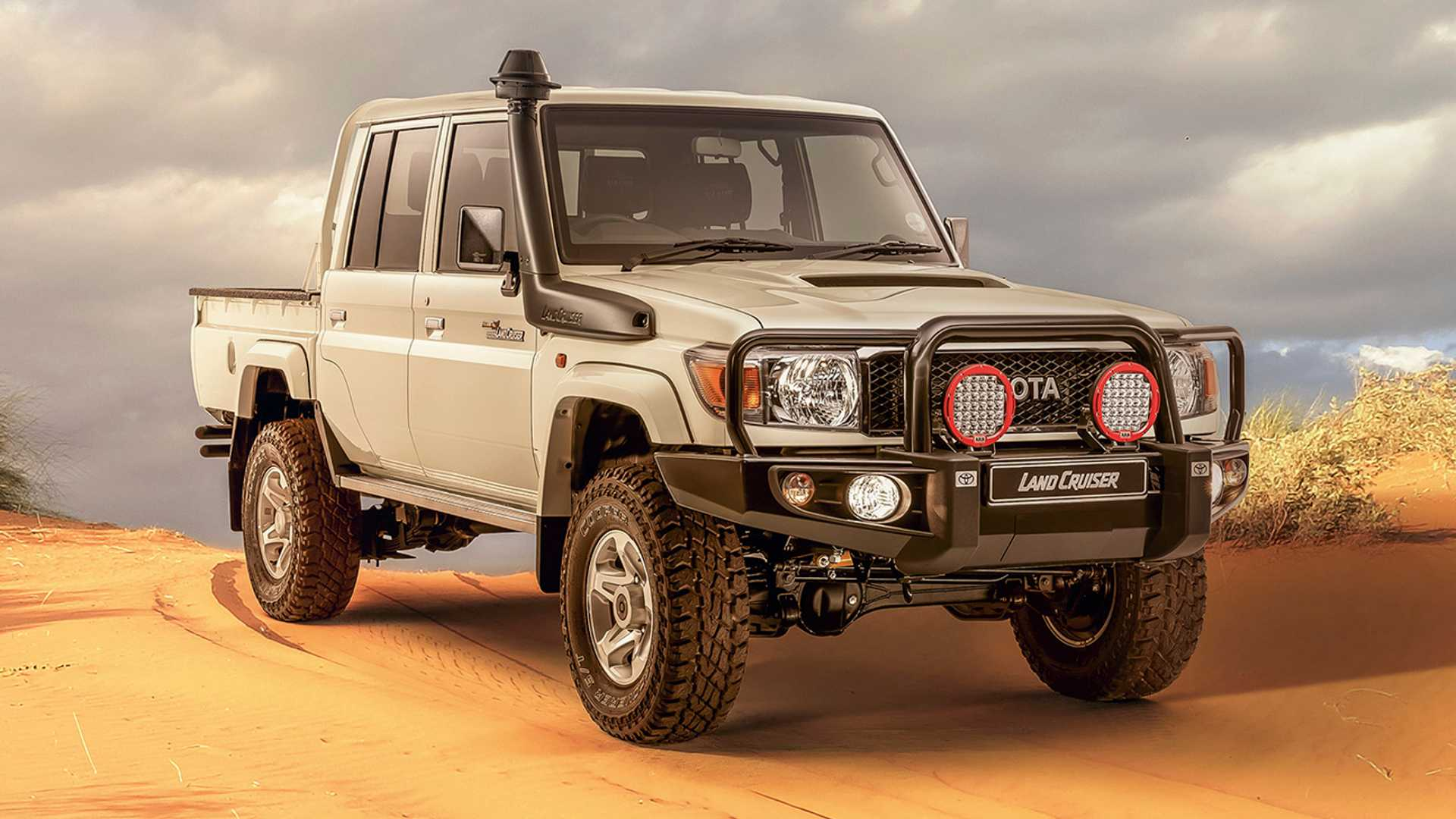 Toyota Land Cruiser Namib Might Be Coolest Car On Sale... In S. Africa