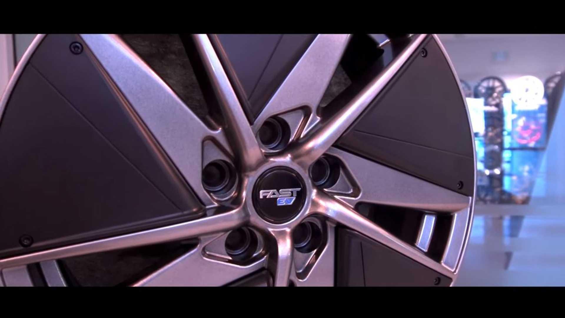 More On Tesla Model 3 EV01 Highly Efficient Wheels