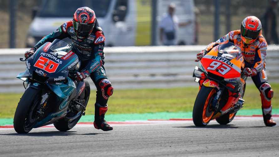 MotoGP: per fortuna c'è Quartararo nel