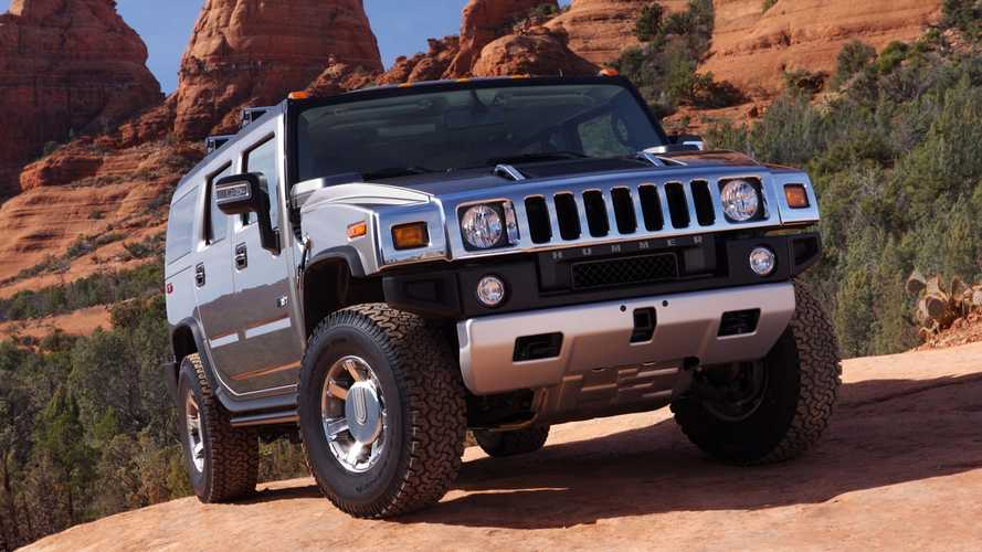 Hummer podría regresar como marca de eléctricos, o como modelo de GMC