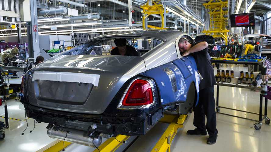 "Rolls-Royce'un ""yeni"" tasarım patronu istifa etti"