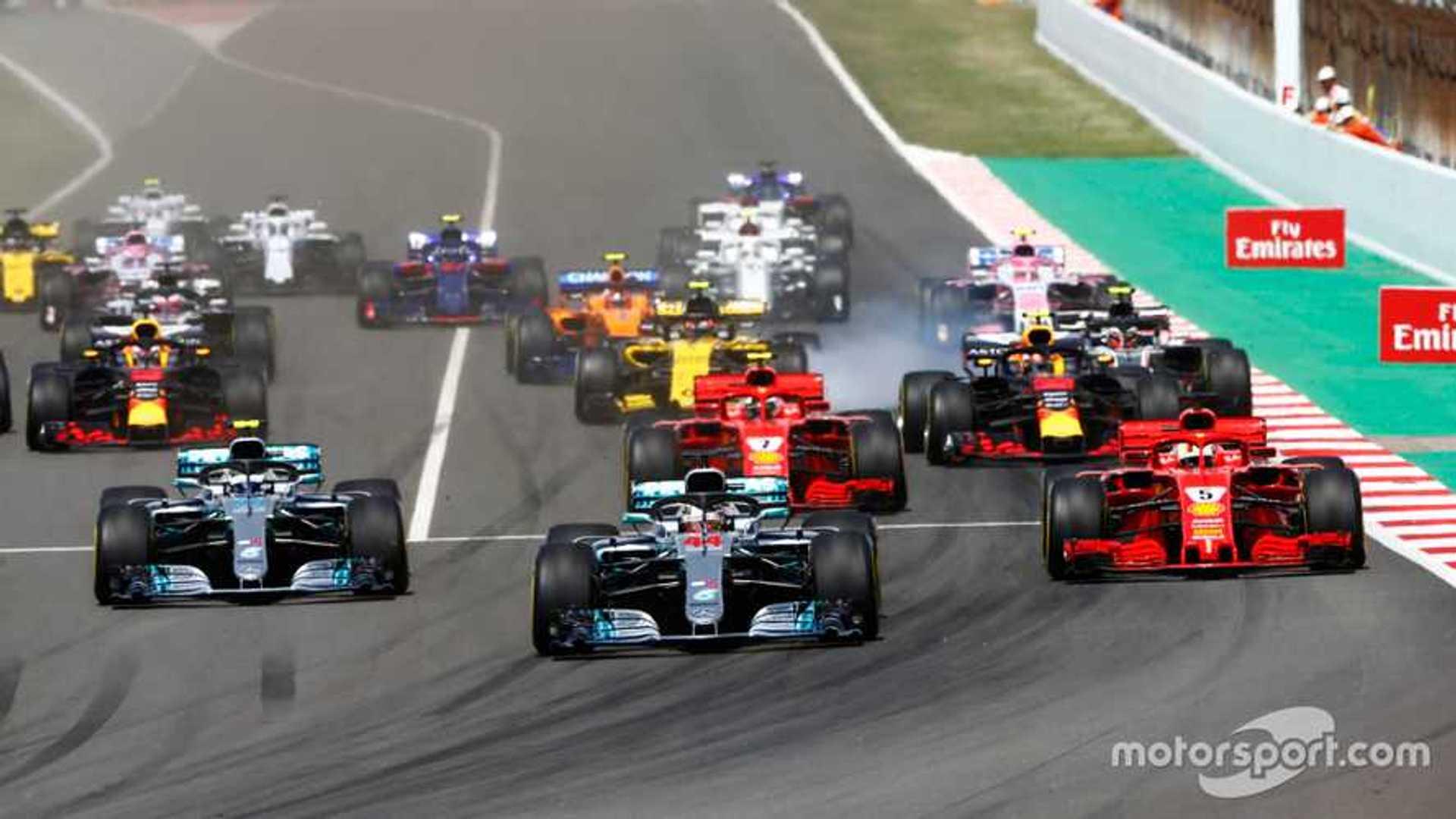 Spanish GP secures 2020 F1 calendar slot