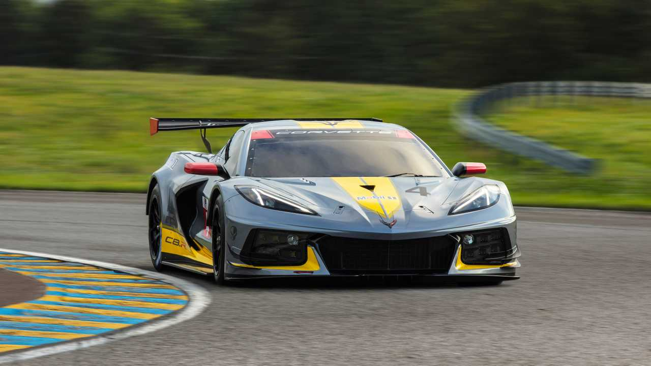 2020 Chevrolet Corvette C8R | Motor1.com Photos