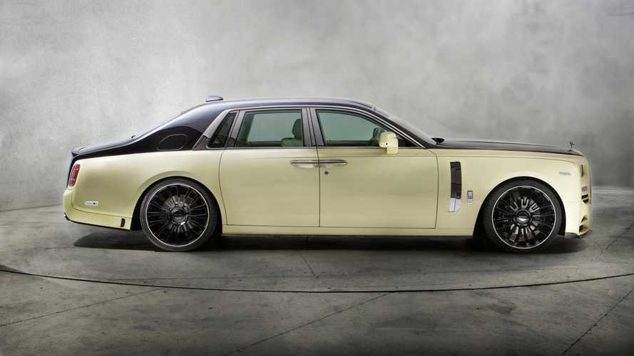 Rolls-Royce Phantom Bushukan Edition by Mansory