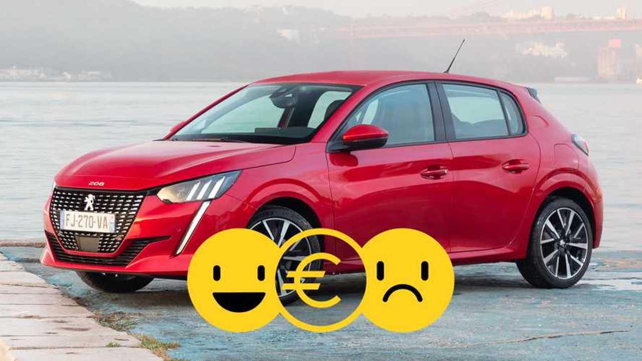 Nuova Peugeot 208, la promozione di novembre 2019