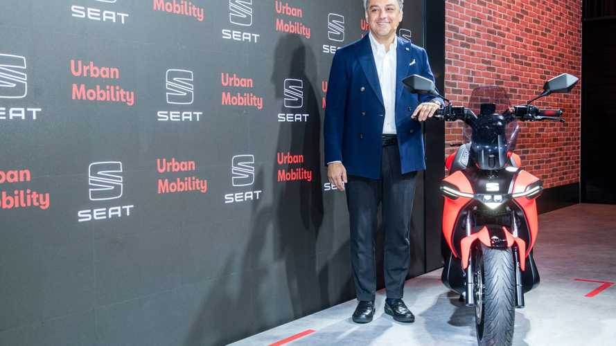 SEAT e-Scooter konsepti