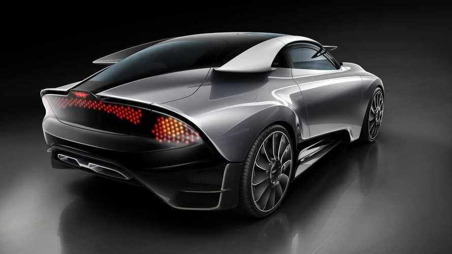 Saab PhoeniX Concept 2011
