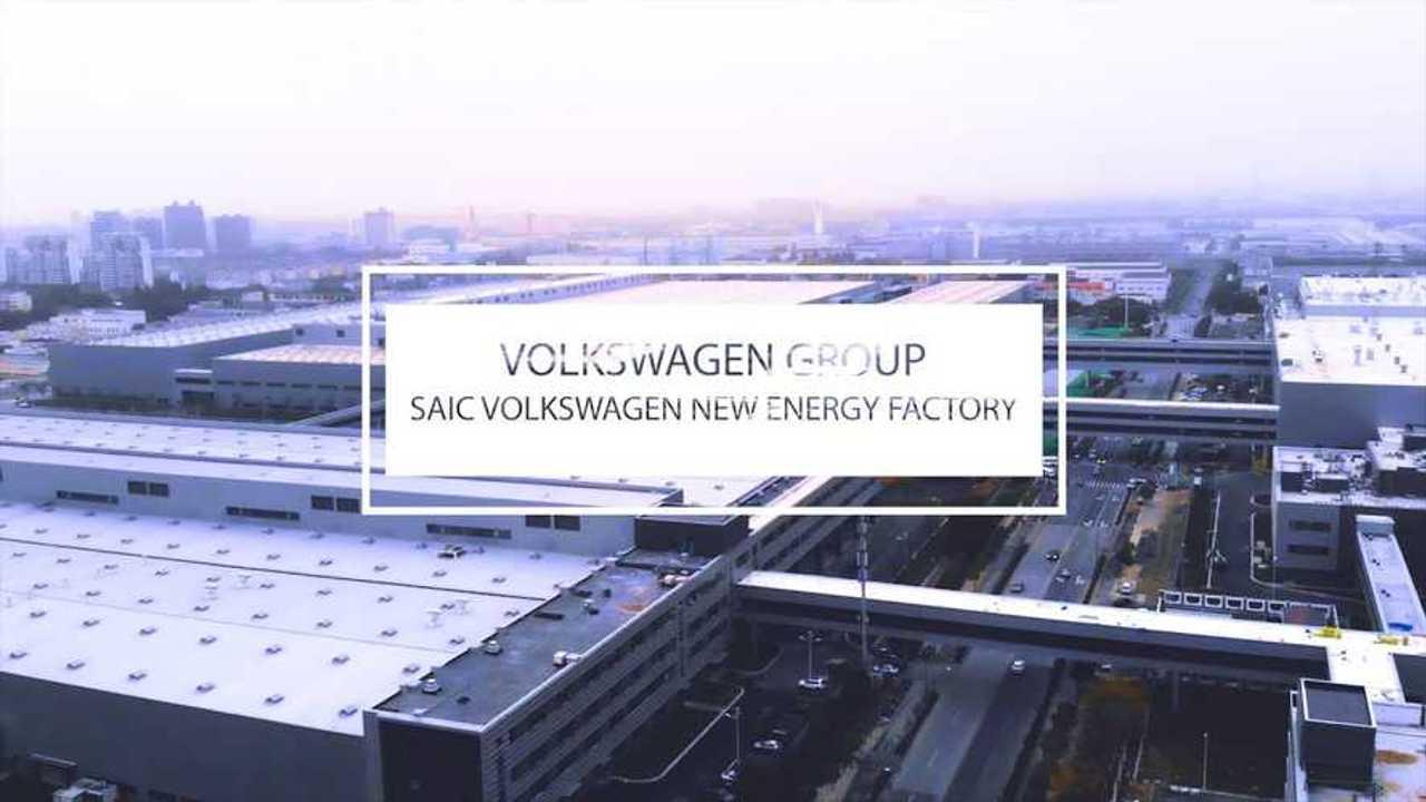 Volkswagen Group SAIC New Energy Factory Shanghai (Source: Jason Yang)