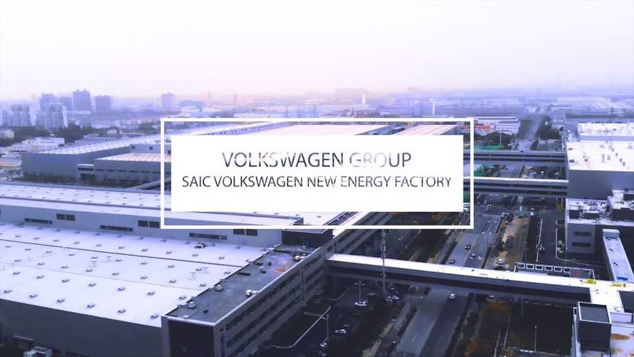 Volkswagen Group SAIC New Energy Factory Shanghai (Source: Jason Yang)