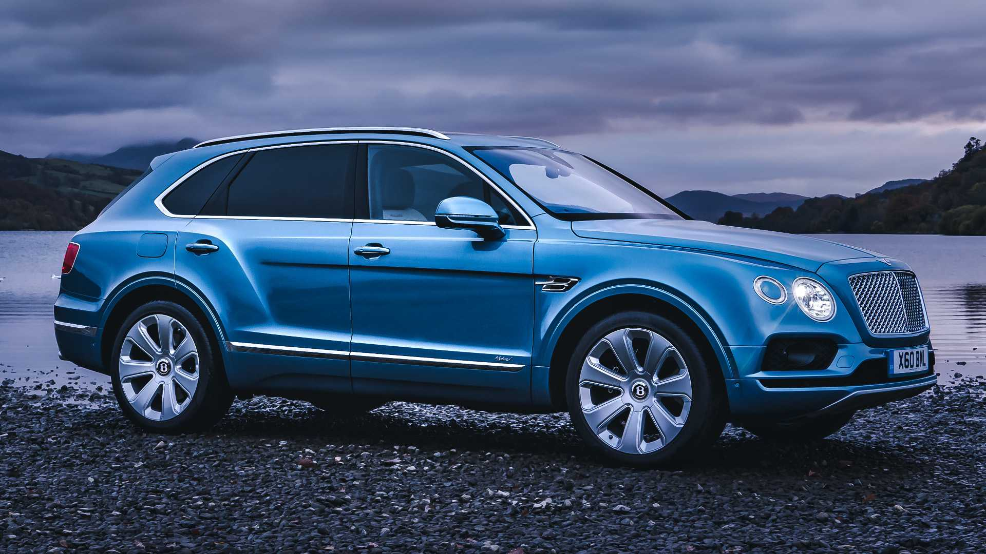 Bentley To Offer Bentayga Suv With Seven Seat Option