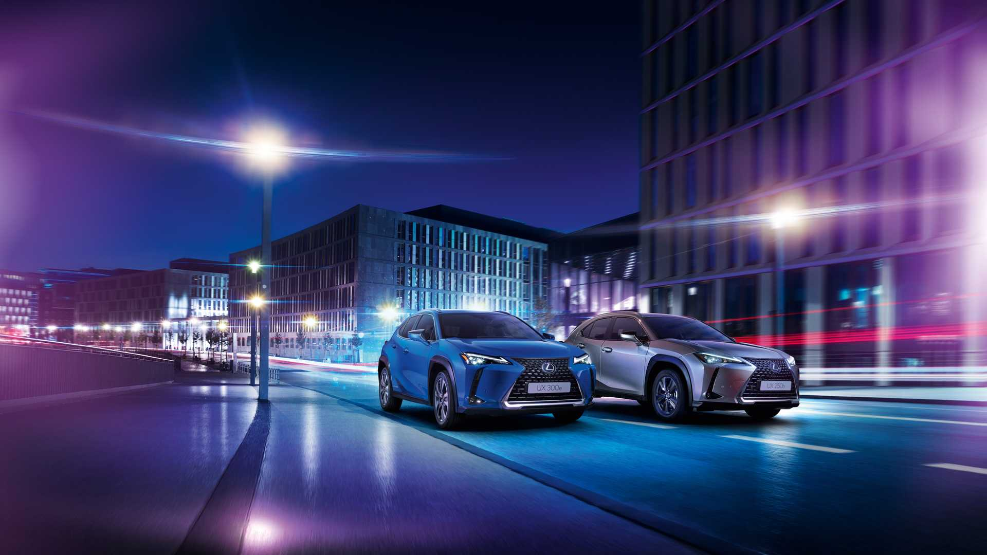 2020 Lexus Ux 300e Debuts As Brand S First Ever Electric Vehicle