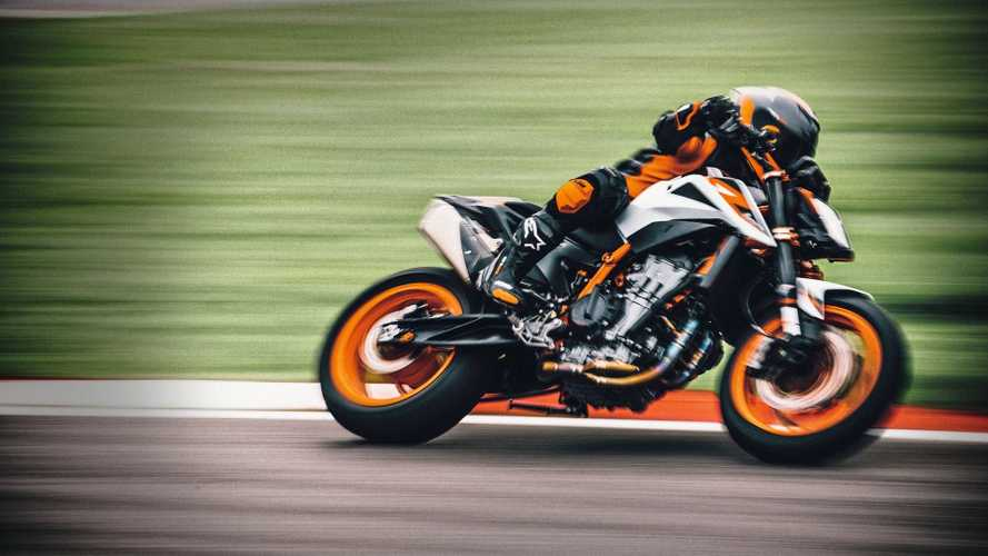 KTM Is Going On Tour With The Ride Orange Street Demo Event