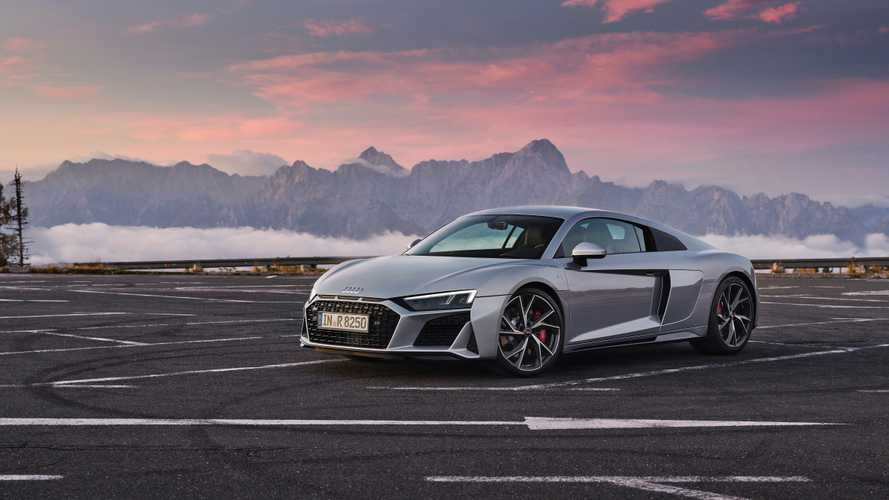 Report: New Audi R8 Hybrid Or EV Coming In 2023