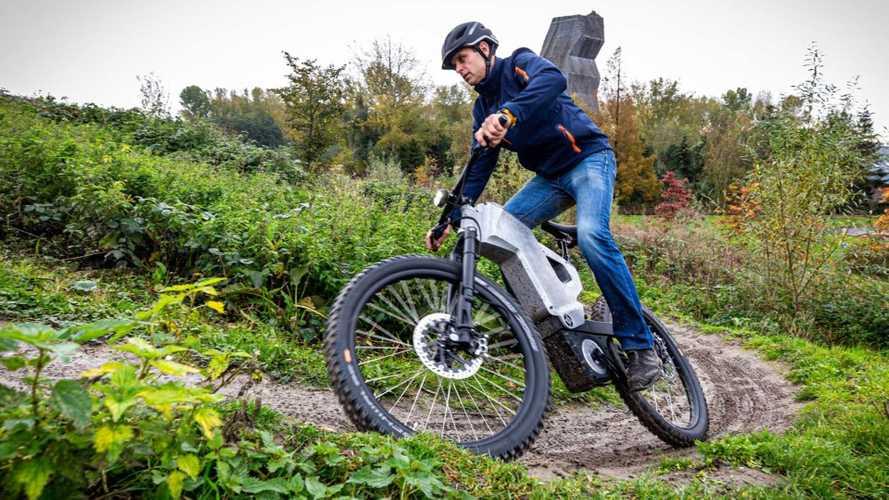 Trefecta RDR: Ein E-Bike für