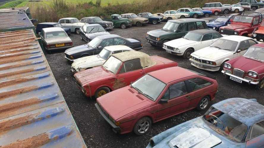 135 coches incautados, a subasta: ¿con cuál te quedarías?