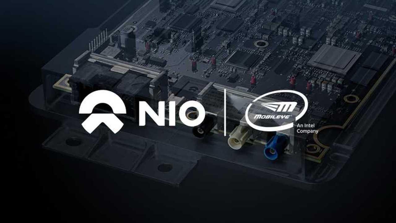 NIO and Mobileye