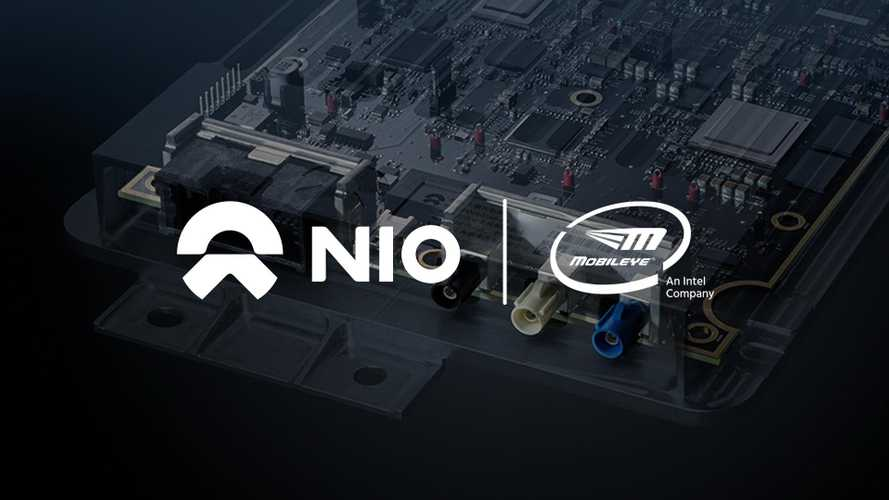 NIO To Partner Mobileye On Autonomous Driving Development