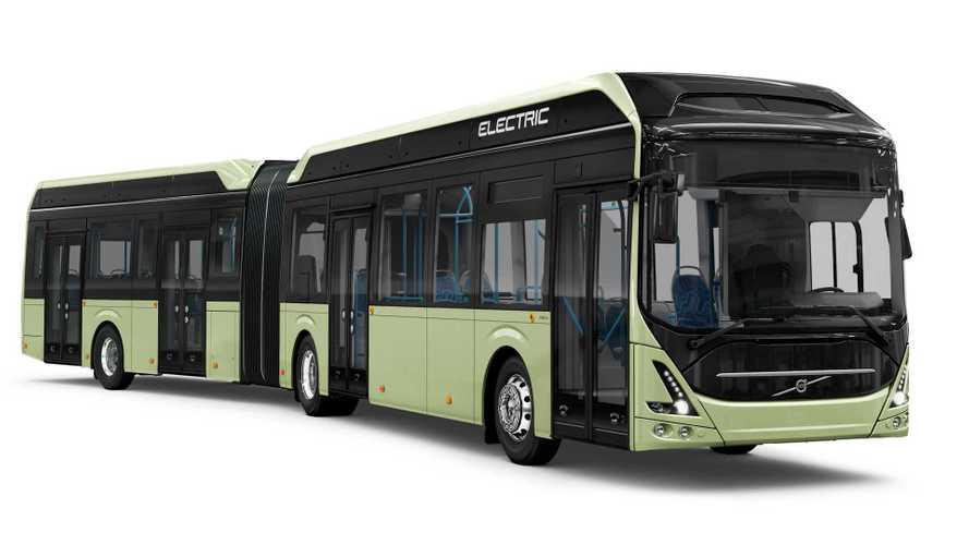 157 Elektrobusse von Volvo für das schwedische Göteborg