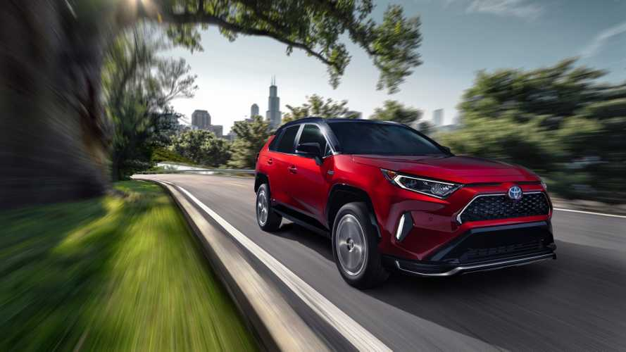Toyota RAV4 Prime Official EPA Numbers: 42 Miles Of EV Range