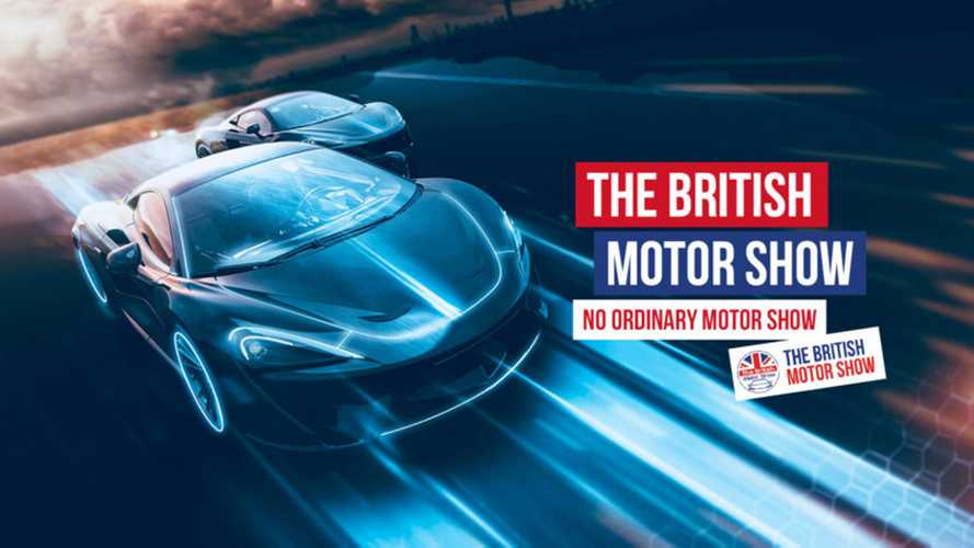British Motor Show Delayed Until 2021 Due To Coronavirus